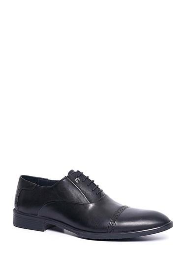 Pierre Cardin Bağcıklı Klasik Ayakkabı Siyah